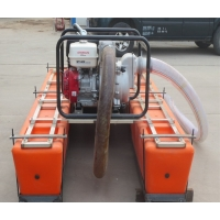 Buy cheap 2 Inch 6 Inch 10m3/H Gold Dredger Sand Dredging Gold Mining Machine product