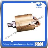 Buy cheap NPT Standard Brass Swivel Joint,Water Rotary Joint,High Speed Rotary Joint product