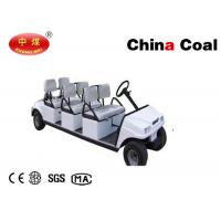 Buy cheap 6 Seater Transport Scooter Electric Golf Cart for 5 to 6 people with Welded Steel Frame product