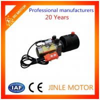 Buy cheap 24VDC Tipper Trailer Hydraulic Power Unit 20Mpa 12V With One Year Warranty product