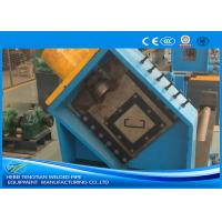 Buy cheap Blue Color Cold Roll Forming Machine C Shape Customized Design Max 3 Ton product