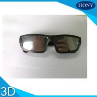 Buy cheap Customized ABS Frame Solar Eclipse Viewing Glasses / Eyewear 0.28mm Thickness product