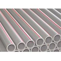 Buy cheap PN25 Industrial Plastic PPR Pipe Color Customization For Rainwater Utilization Systems product