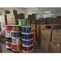 Buy cheap 1.75mm / 3.0mm PLA 3D Printer Filament For Industrial Continuous Printing  25KG /roll product