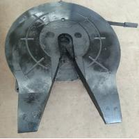 Buy cheap 30Q Heavy Duty Two Way Traction Seat , Trailer Hitch Wheel 50T Imposed Load product