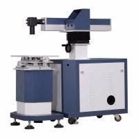 Buy cheap 400 Watt Automatic Fiber Laser Welding Machine Metal Stainless Jewelry product