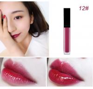 Buy cheap Shiny Lip Makeup Products Long Lasting Glossy Lipgloss Liquid Form 8ml Capacity from wholesalers