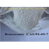 Buy cheap Benzocaine Local Anesthetic Agents Pain Killer Raw Powder , CAS NO. 94-09-7 product