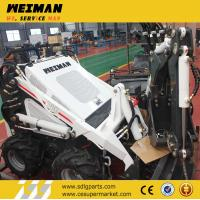 China High quality mini skid steer loader hy380 for sale, ce approved skid steer loader on sale