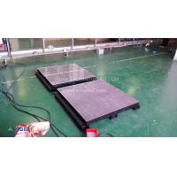 Buy cheap P31.25 LED Dance Floor Fashionable Stage Lighting, LED Dance Floor with CE led stage dance product