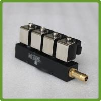 Buy cheap 4 Cylinder LPG Rail Injector for Liquid Gas Dosage Systems 12V DC product