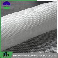 High Strength Woven Geotextile Filter Fabric Seepage For