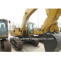 Buy cheap SDLG Construction Equipment Hydraulic Crawler Excavator 195KW Rated Power 6 Cylinder Turbocharger product