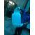 China  10L 15L 20L chemical tank HDPE Blow Molding Machine with up blow device parison  for sale
