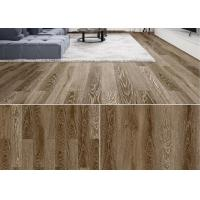 China UV Coating SPC Rigid Sheet Vinyl Flooring 4.0mm Thickness Environmental Protection on sale
