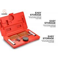China Durable Outdoor Car Accessories Tubeless Tire Repair Kit To Fix Punctures And Plug Flats on sale
