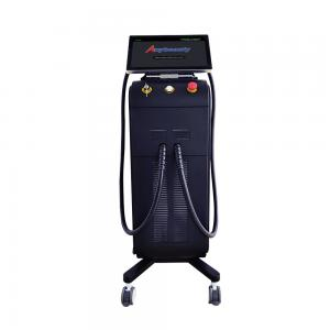 Buy cheap Hair Removal Three Wavelengths 10Hz 808 Laser Clinic product