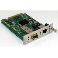 Buy cheap 10 / 100 / 1000Mbps Standalone Manageable Fiber Media Converters With IEEE802.3ah product