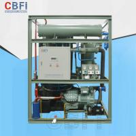 Buy cheap Saving Power Shell / Tube Ice Making Equipment , Automatic Ice Machine Business product