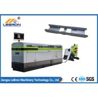 China 4900mm Steel Framing Machine 0.75-1.2mm Thickness For Pre Engineered Buildings on sale