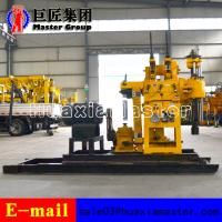 Buy cheap China high efficiency HZ-200Y Hydraulic Rotary Drilling Rig water well drilling rig for sale product