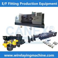 Buy cheap electrofusion fitting winding machine product