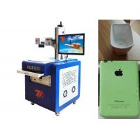 Buy cheap Stable Short Wavelength UV Laser Marking Machine For Non - Metallic from wholesalers