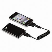 Buy cheap Power Bank with 8 to 12V/USB 5V, 2A Output, Suitable for Tablet PC, iPad and DSLR Camera product