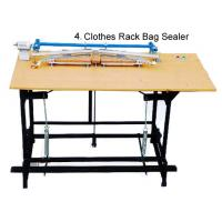 Buy cheap Manual Clothes Bag Sealing Machine Peripheral Machine Industrial Solid Material from wholesalers