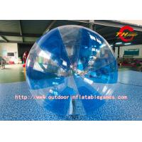 Buy cheap Mixed Color PVC Zorb Human Hamster Ball Inflatable Soccer Body Zorb Ball product