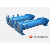 Buy cheap Water Cooled Chiller Shell And Tube Condenser For Refrigeration Single System product