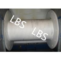 Buy cheap Split Type Steel Wire Rope Winch Drum For Petroleum Tractor Hoist product