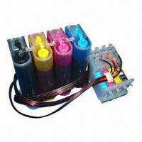 China Continuous Ink Supply System for Epson, Reservoir Bottles with Tubing on sale