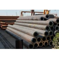 Buy cheap 5.8M / 6M or Customer ASTM A53, BS1387, DIN2244 Tube / Round Welded Steel Pipe product