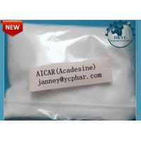 Buy cheap AICAR Sarms Raw Powder for Block Enzymes Both in Intracellular and Extracellular Levels product