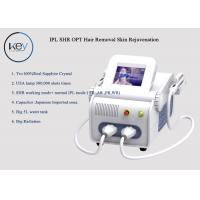 Buy cheap 3000W SHR OPT Device For Hair Removal , Wrinkle Removal 8.4 Inch TFT Screen product