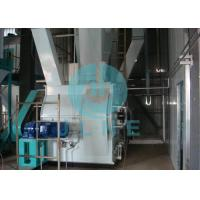 Buy cheap Electric Feed Pellet Production Line / Animal Feed Pellet Machine 3 ~ 5t/h product