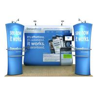 China Pop up display,booth,back wall,6ft ,7ft ,9ft ,10ft ,19ft ,20ft and custom size wholesale