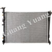 Buy cheap Nissens 66778 Aluminium Kia Forte Radiator 10-12 AT 13132 13133 OEM 25310-1M100/1M120 product