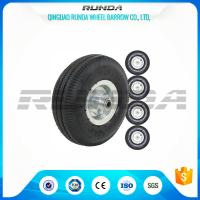 Buy cheap Smart Balance Pneumatic Trolley Wheels PP Rim Diamond Pattern 20mm Inner Hole product