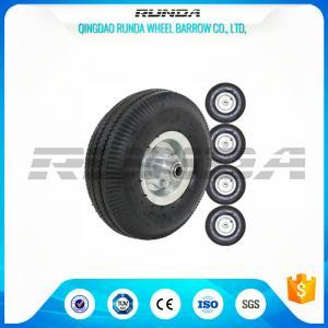 Buy cheap Smart Balance Pneumatic Trolley WheelsPP Rim Diamond Pattern 20mm Inner Hole product