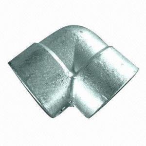 Socket Welding Elbow, 90° Bend, 3000 to 9000lbs Pressure Rate