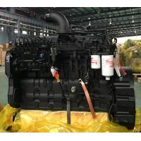 Buy cheap Six Cylinder Stationary 300 HP Diesel Engine , Heavy Duty Diesel Engine product