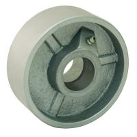 Buy cheap Customized Ductile Iron Cast Wheels And CNC Lathe Machining , Small Iron Castings product