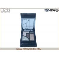 Beautiful Looking Waterproof Eyeshadow Palette , Multi Color Eyeshadow Palette For Fashion Show