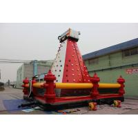 China Commercial Fire Truck Climbing Wall on sale