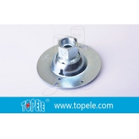 Buy cheap Female Dome Cover Material steel,electrical metal conduit,bs4568 conduit fitting from wholesalers