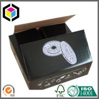 China Regular Slotted Case Cardboard Paper Corrugated Packaging Box for Brake Disc on sale