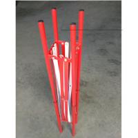 Buy cheap Powder Coated Expandable Safety Barriers Temporary Expandable Fence Barrier expanding safety barrier product