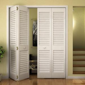 Buy cheap Non Thermal Break Aluminium Mesh Sliding Doors , Louver Folding Doors product